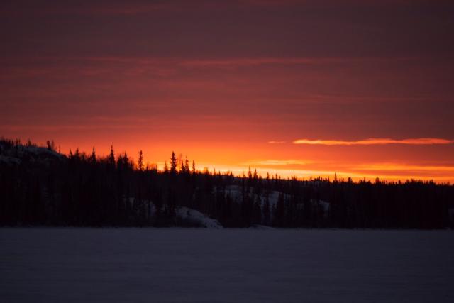 9 AM Sunrise