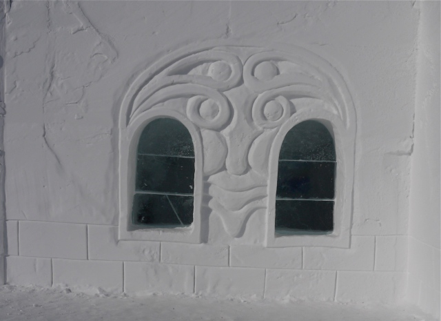 Just a taste of the beautiful carvings that are everywhere on the building