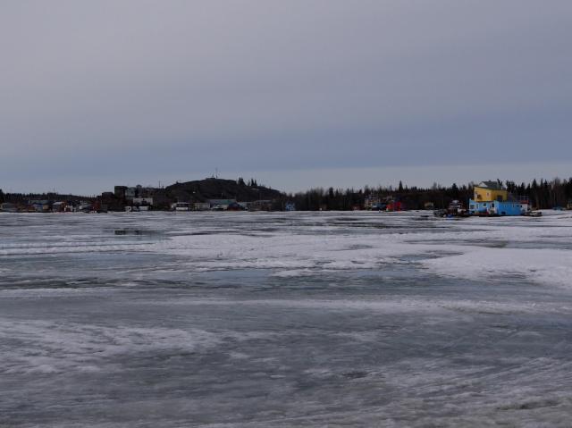 Little Lakes on Ice