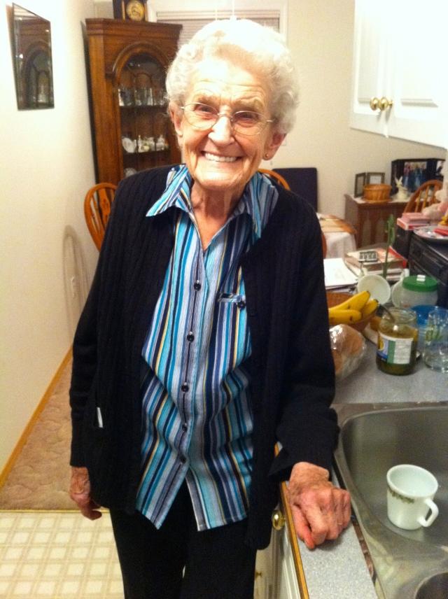 My beloved Grandma