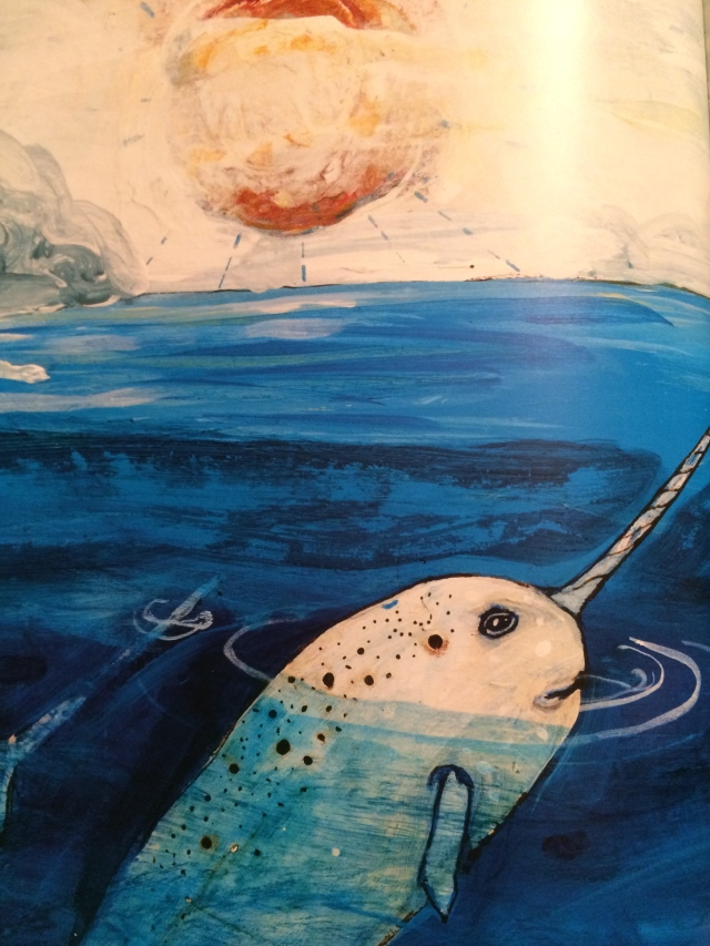 And my favorite, the Narwhal